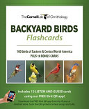 Bird Id Flash Cards  Eastern   Central Na
