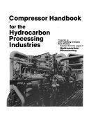 Compressor Handbook for the Hydrocarbon Processing Industries