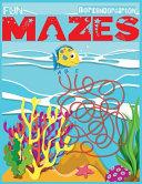Fun Mazes for Kindergarten