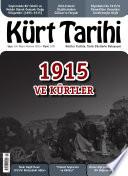 Kürt Tarihi Dergisi 18. Sayı