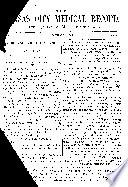 The Kansas City Medical Record