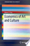 Economics Of Art And Culture PDF