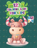 123 Coloring Book for Kids Ages 2 4 Book PDF