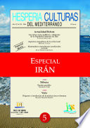 Hesperia Nº 5 Iran Culturas del Mediterráneo
