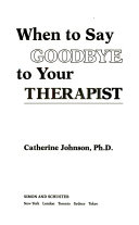 When To Say Goodbye To Your Therapist