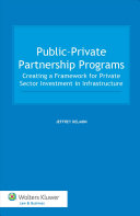 Public Private Partnership Programs