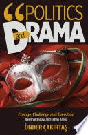 Politics and Drama Book