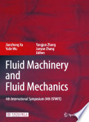 Fluid Machinery and Fluid Mechanics