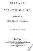 Ishmael, the Abyssinian Boy