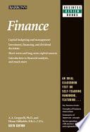 Finance, 6th Ed