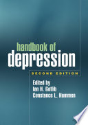 """Handbook of Depression, Second Edition"" by Ian H. Gotlib, Constance L. Hammen"