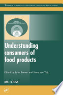 Understanding Consumers of Food Products Book
