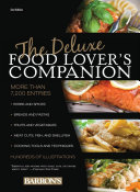 The Deluxe Food Lover S Companion 2nd Edition PDF