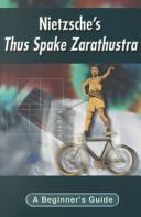 Nietzsche s Thus Spake Zarathustra Book