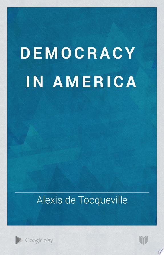 Democracy+in+America