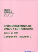 Reconocimientos de Casco y Estructuras