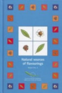 Natural Sources of Flavourings Pdf/ePub eBook