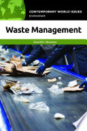 Waste Management  A Reference Handbook