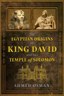 The Egyptian Origins of King David and the Temple of Solomon Pdf