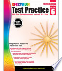 Spectrum Test Practice Grade 6