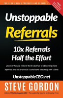 Unstoppable Referrals Book PDF