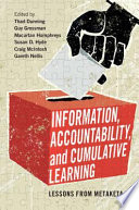 Information, Accountability, and Cumulative Learning
