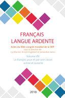 Le français pour et par une classe active et ouverte [Pdf/ePub] eBook