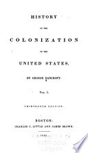 History of the United States of America  from the Discovery of the Continent  to 1789