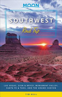 link to Southwest road trip : Las Vegas, Zion & Bryce, Monument Valley, Santa Fe & Taos, and the Grand Canyon in the TCC library catalog