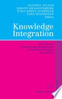 Knowledge Integration Book