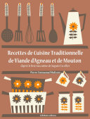 Recettes de Cuisine Traditionnelle de Viande d'Agneau et de Mouton