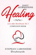 Daily Affirmations for Healing Pdf/ePub eBook