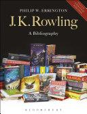 J.K. Rowling: A Bibliography Pdf/ePub eBook