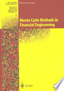 Cover of Monte Carlo Methods in Financial Engineering