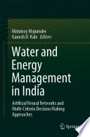 Water and Energy Management in India