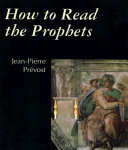 How to Read the Prophets