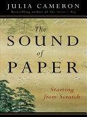 The Sound of Paper Pdf/ePub eBook