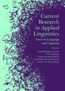 Current Research in Applied Linguistics
