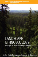 Landscape Ethnoecology Pdf/ePub eBook