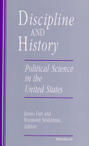 Discipline and History: Political Science in the United States - Seite 4