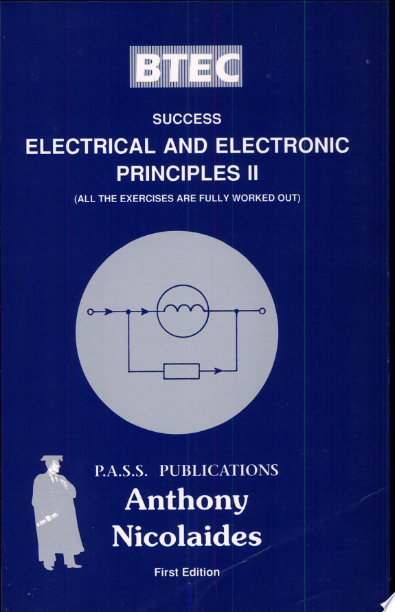 Electrical and Electronic Principle