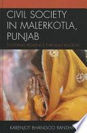 Civil Society In Malerkotla Punjab
