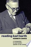 Reading Karl Barth