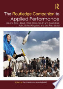 The Routledge Companion To Applied Performance