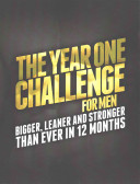 The Year One Challenge For Men Book