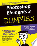 Photoshop Elements 3 For Dummies