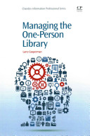 Managing the One Person Library