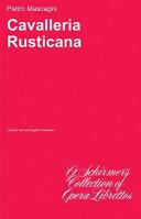 Cavalleria Rusticana Libretto