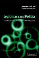 Legitimacy and Politics