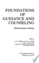 Foundations of Guidance and Counseling